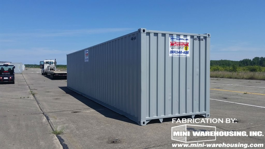 Reduce Condensation In Shipping Container