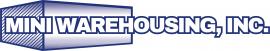 mini warehousing logo