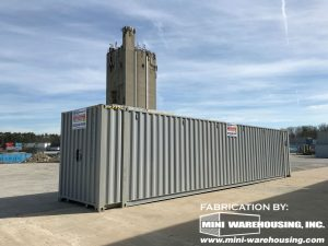 45 foot container